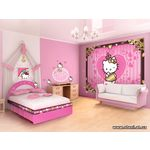 Фотообои 4-901 Hello Kitty : Все в золоте